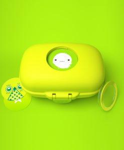 Monbento MB Gram snackbox madkasse - grøn