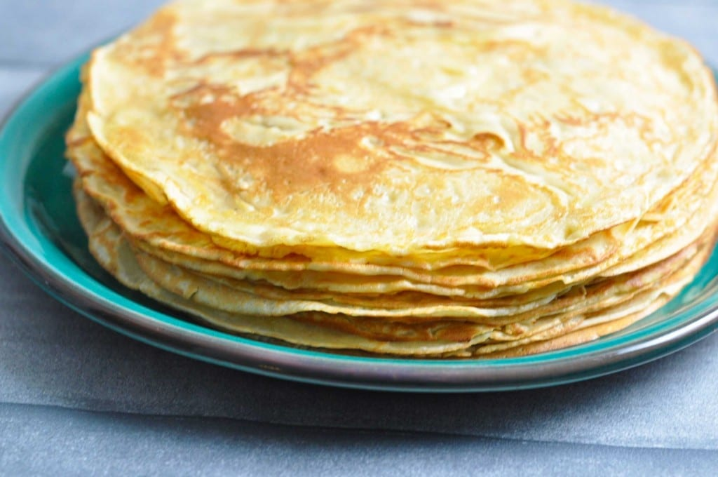 Mabenos lækre pandekager.