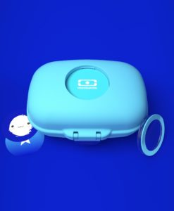Monbento MB Gram snackbox madkasse - blå