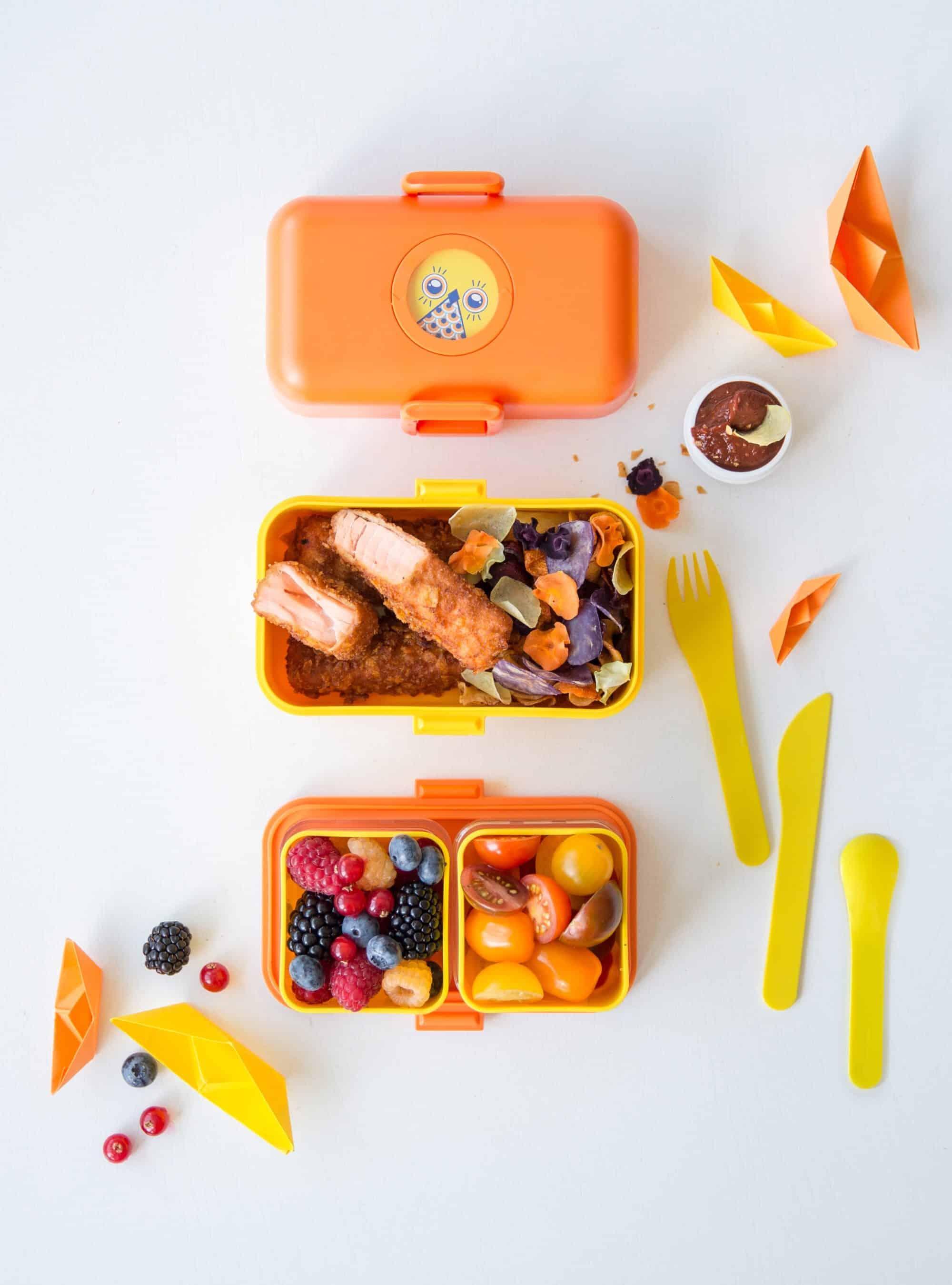 MB Tresor. Sund opbevaring til ungernes mad.