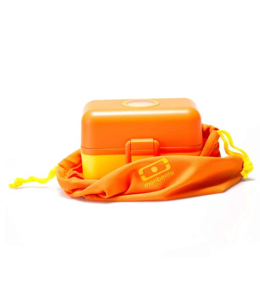 MB Pochette orange med Tresor