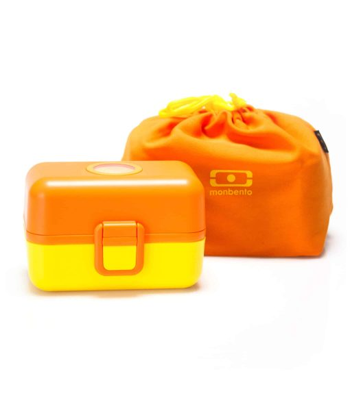 MB Pochette orange med Tresor_