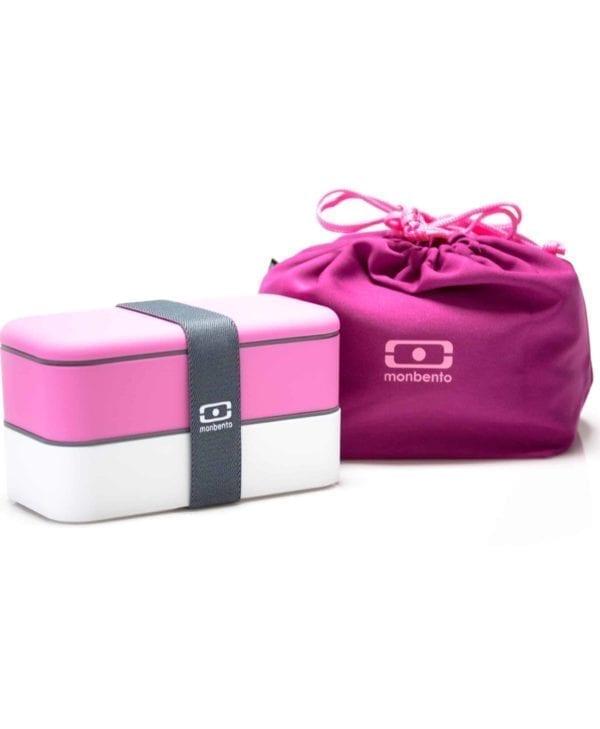 MB Pochette pink med Original