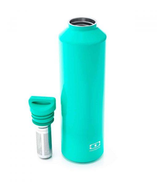 Monbento-MB-Steel-termoflaske-i-turkis