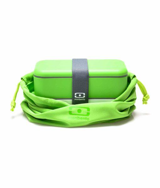 MB Pochette grøn med Original_