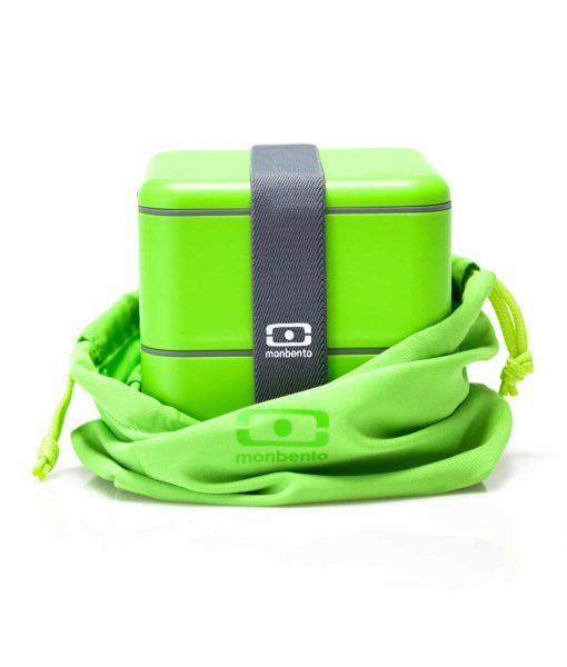 MB Pochette grøn med Square