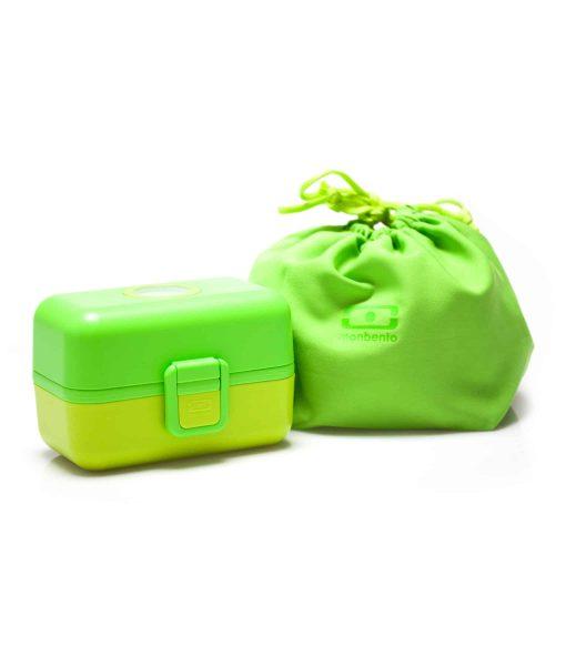 MB Pochette grøn med Tresor