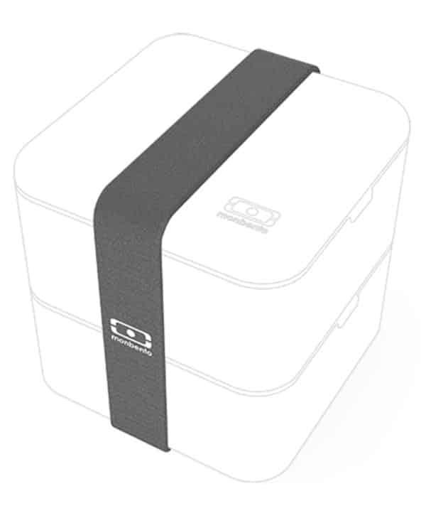 MB-Square ekstra elastik grå