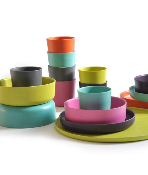 Biobu miljøvenlige skåle og kopper