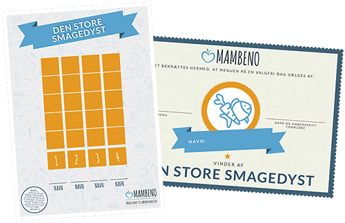 Mambenos store smagedyst