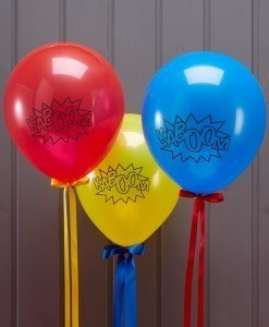 Balloner-til-boernefoedselsdag-superhero