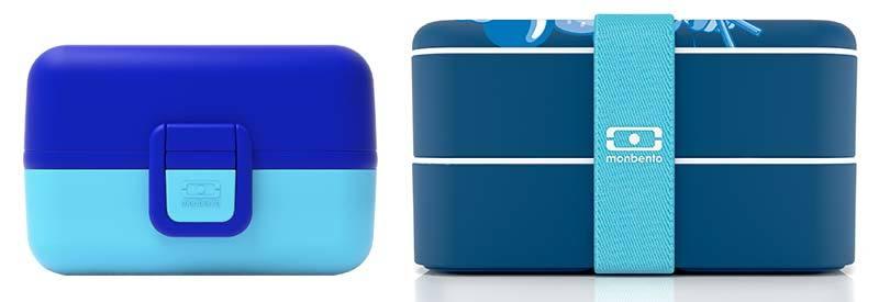 Madkasser der tåler opvaskemaskine - Monbento MB Tresor og Monbento MB Original limited