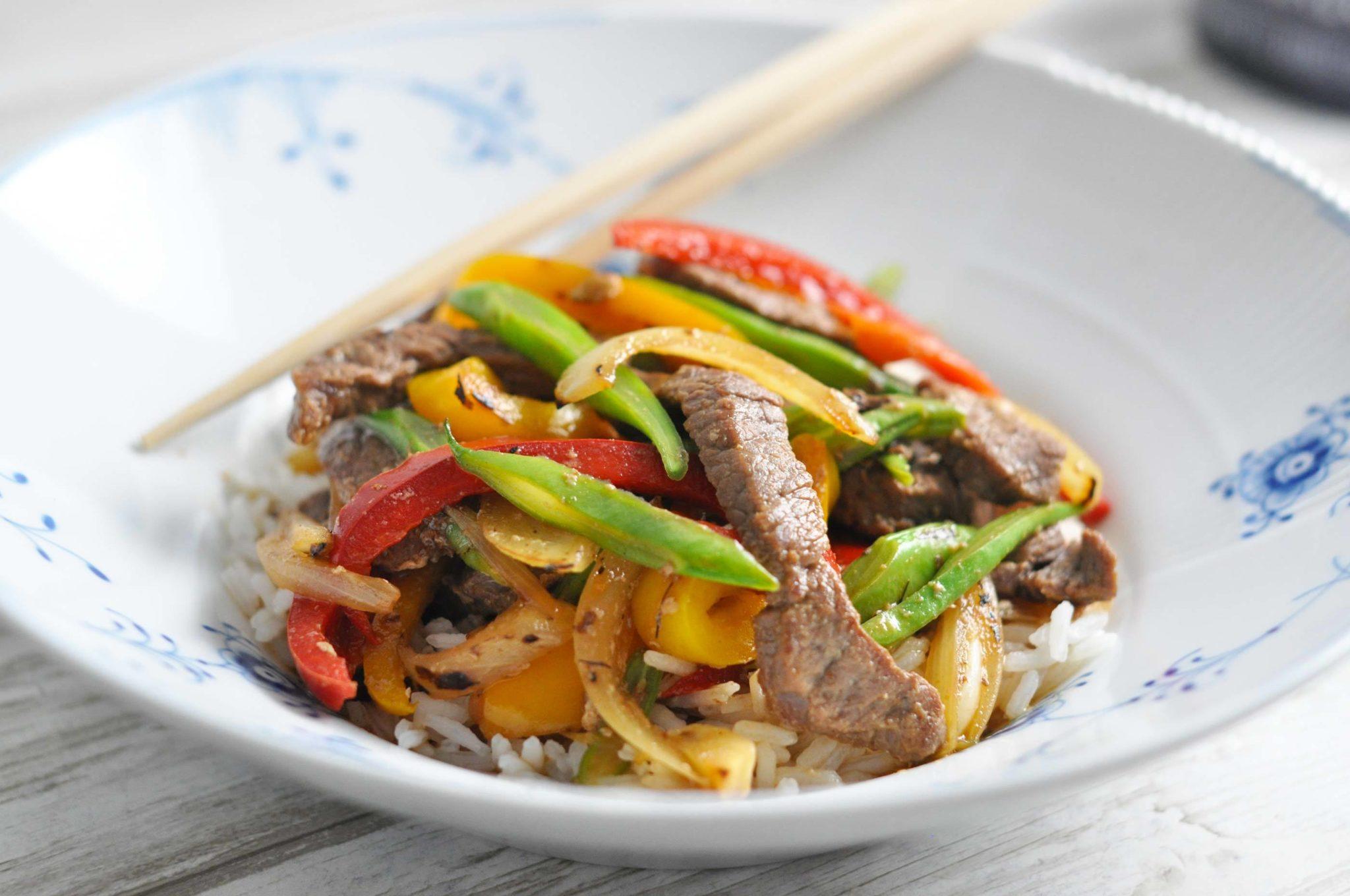 kinesisk karrysovs