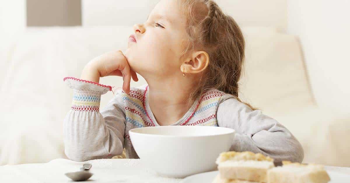 Derfor må ungerne ikke droppe morgenmaden