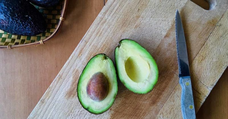 Sådan vælger du en moden avocado
