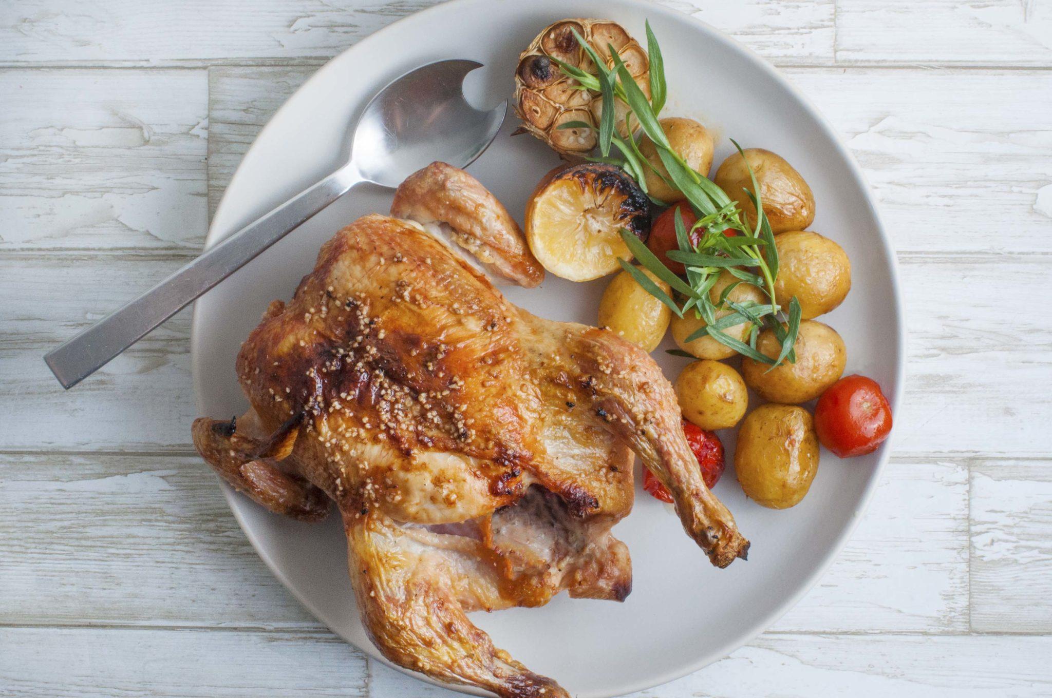 aftensmad med kylling