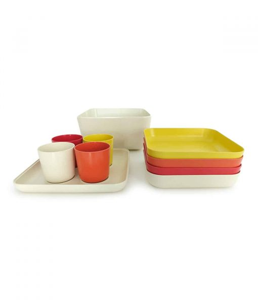 Biobu-picnicsaet-i-hvid-gul-og-orange
