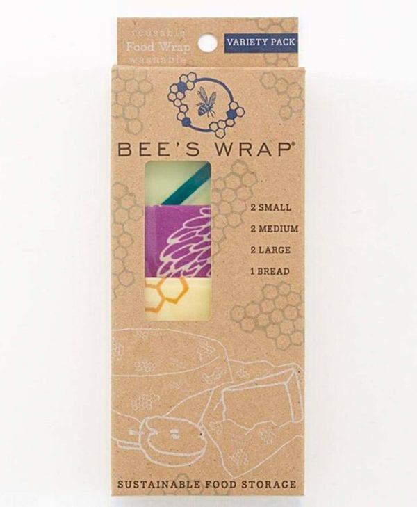 Bees wrap praktisk sæt med flere størrelser