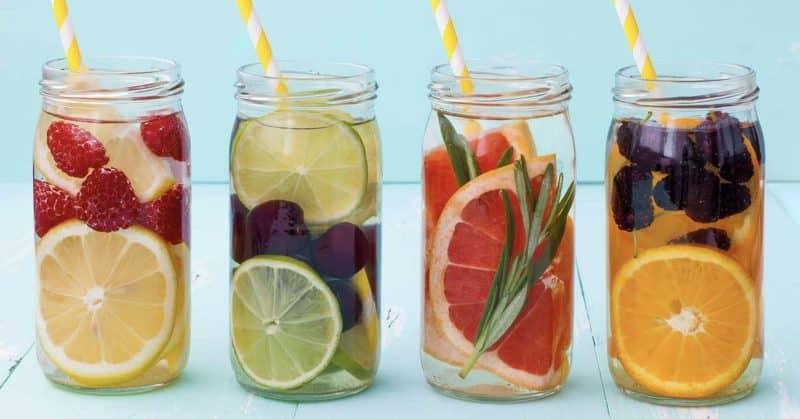 Drik mere vand - tip til vand med smag