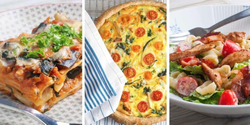 Nem aftensmad - de mest populære retter i januar