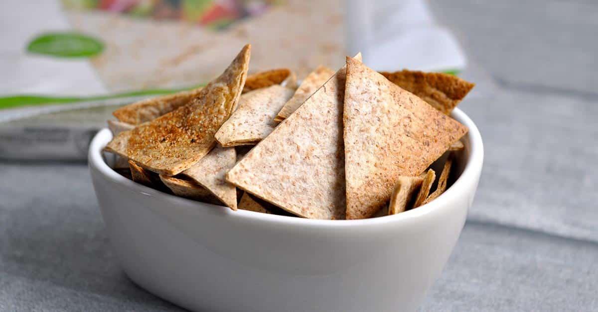 Sådan bruger du rester fra tortillas