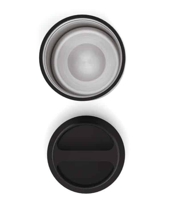 Monbento MB Element sort madkasse med skruelåg