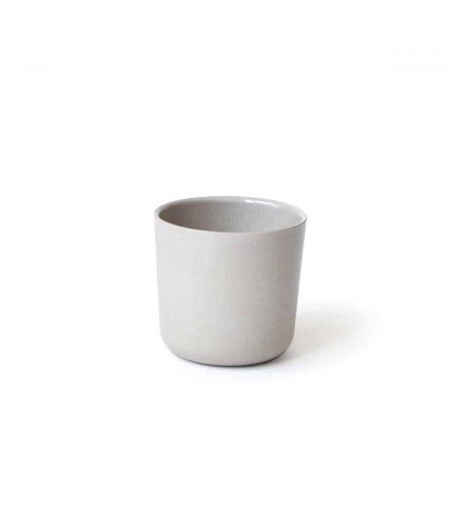 Fin lille kop i bambus til børn - sandfarve