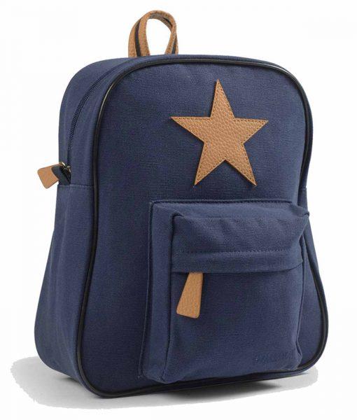 Smallstuff børnehave- og turtaske - mørkeblå