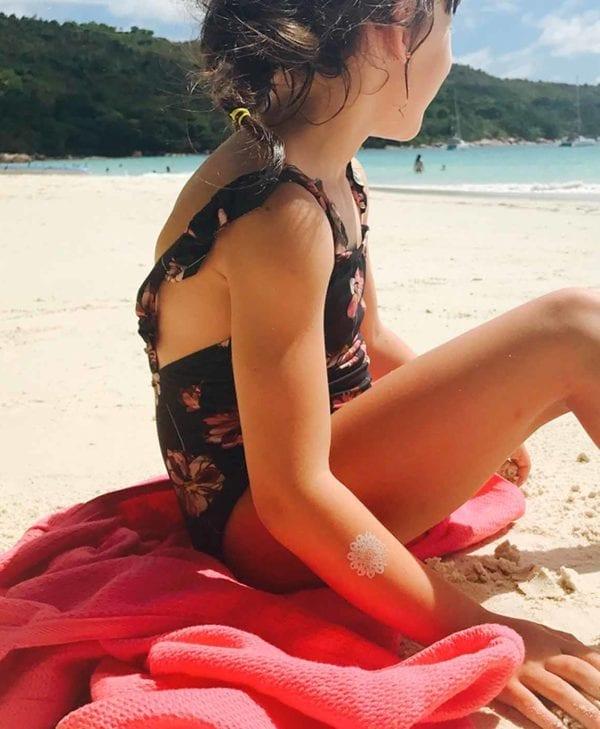 Ekobo børnehåndklæde-er-perfekt-til-stranden