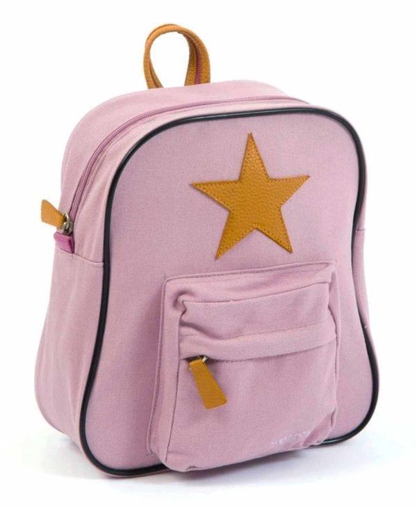 Smallstuff børnehave- og turtaske - lyserød