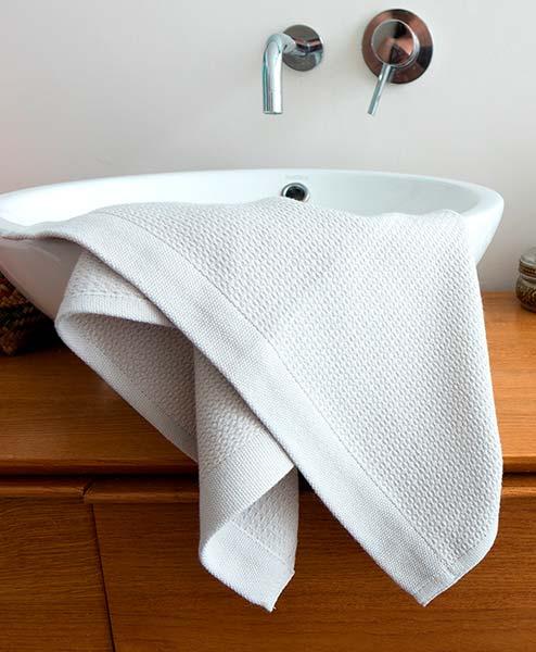 Viskestykker og små håndklæder
