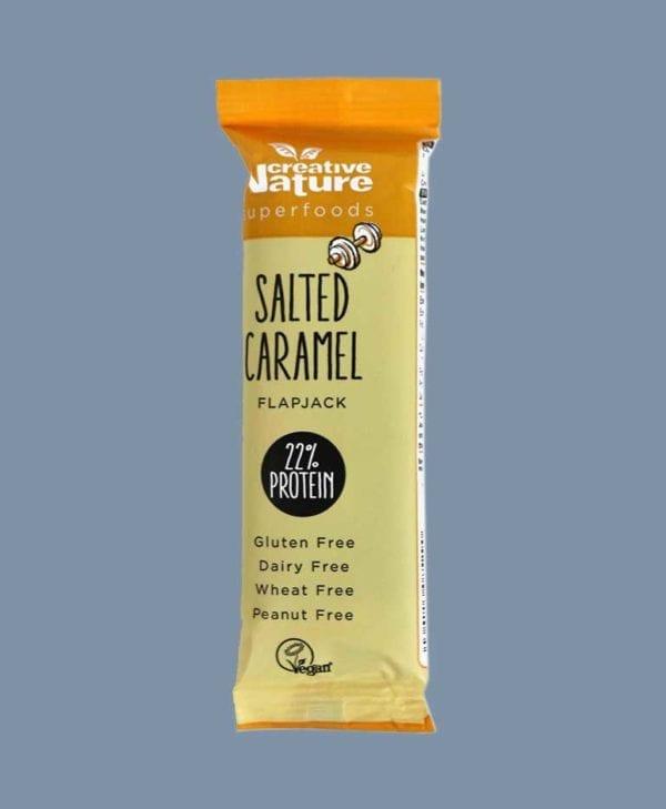 Creative Nature Salted Caramel snackbar