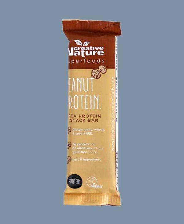 Creative-Nature-peanut snackbar