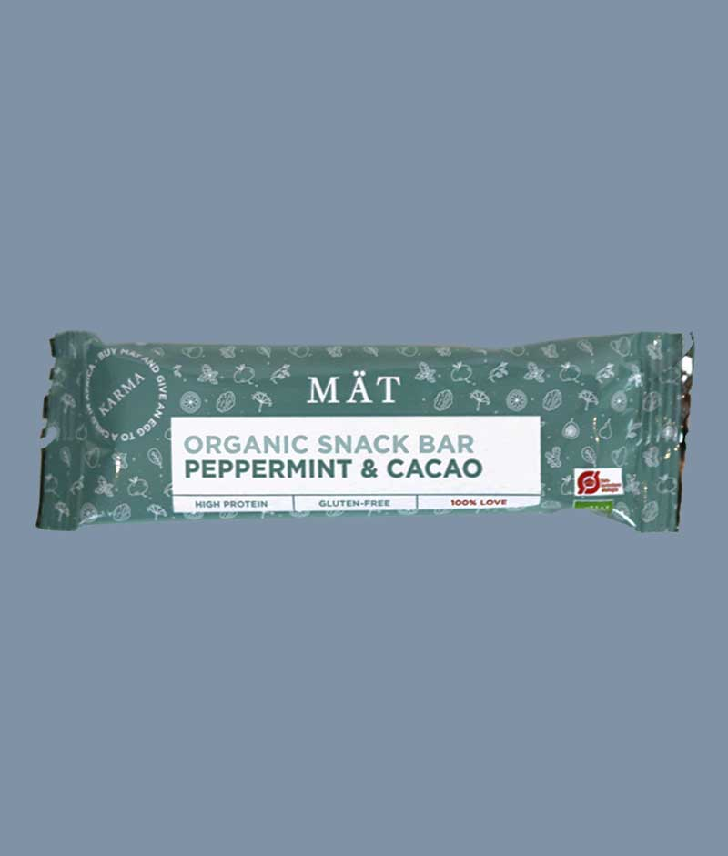 Mät Peppermint & Cacao - i Mambeno SnackBox