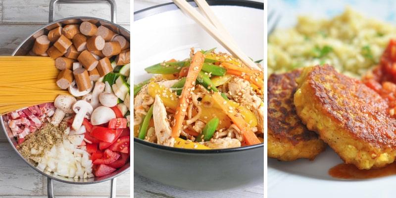 Børnevenlige retter - inspiration til aftensmaden