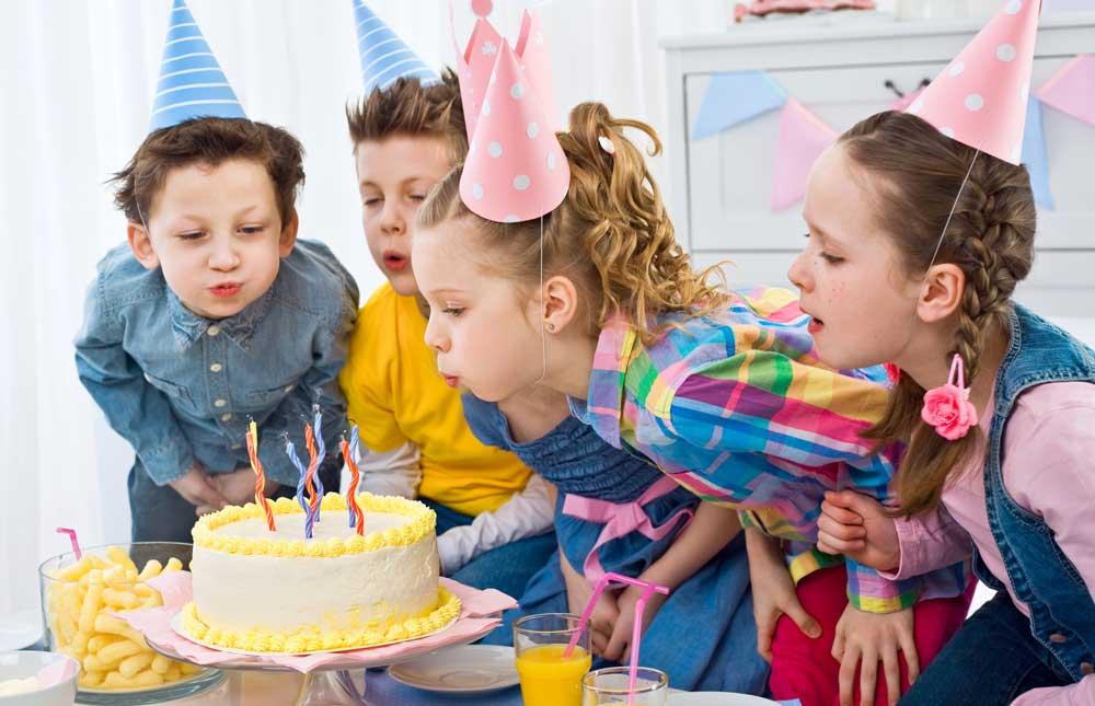 Børnefødselsdag - de bedste idéer til lege og konkurrencer