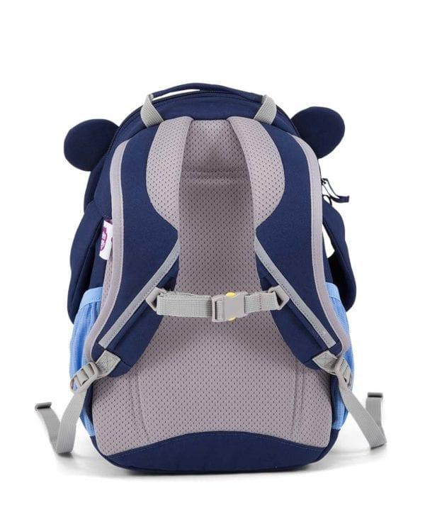 Affenzahn Bela Bjørn rygsæk til børn med polstret ryg