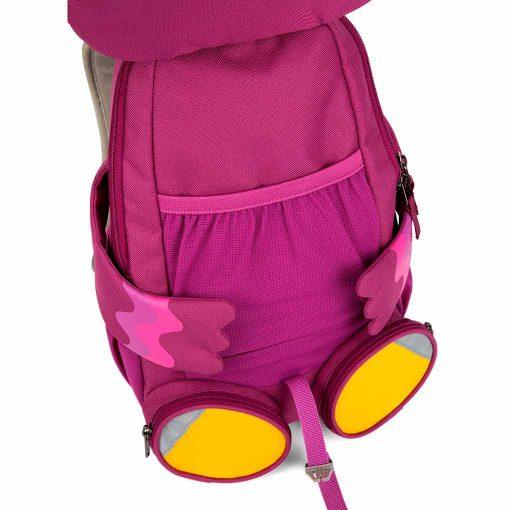 Affenzahn Bella Bird praktisk og god rygsæk til børn med flere rum