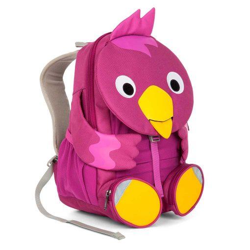 Affenzahn rygsæk til børn med polstrede stropper Viola Fugl