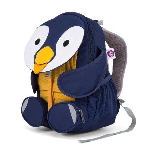 Affenzahn Polly pingvin rygsæk til børn gode stropper