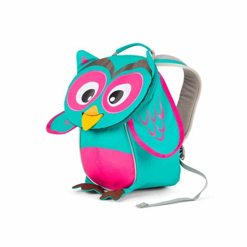 Affenzahn god lille rygsæk med sød ugle
