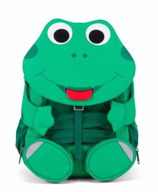 Affenzahn god rygsæk til børn Fabian Frog