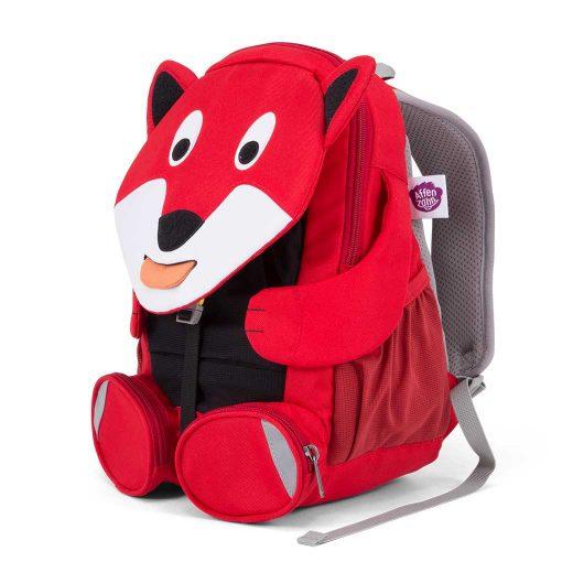Affenzahn god rygsæk til børn fox polstret stropper