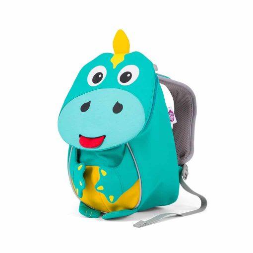Affenzahn lille rygsæk med Dino med gode stropper