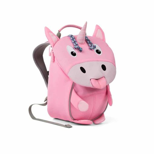 Affenzahn lille rygsæk med god støtte ulrike enhjørning