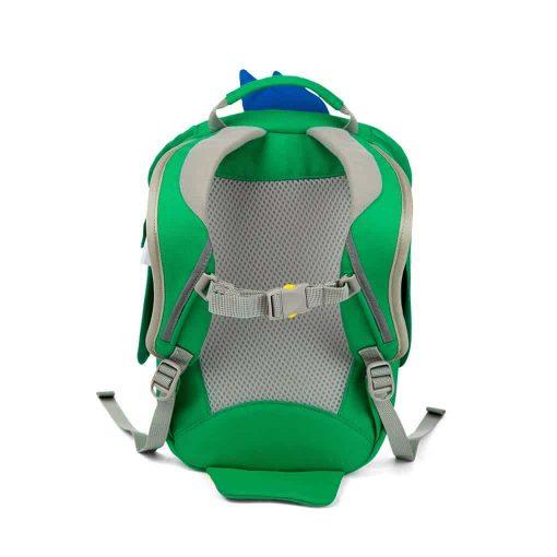 Affenzahn lille rygsæk med polstret ryg - papegøje