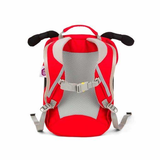 Affenzahn lille taske mariehøne med polstret ryg