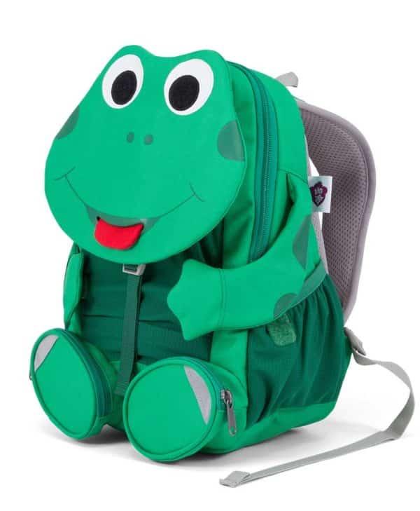 Affenzahn rygsæk til børn - med gode stropper Fabian Frog