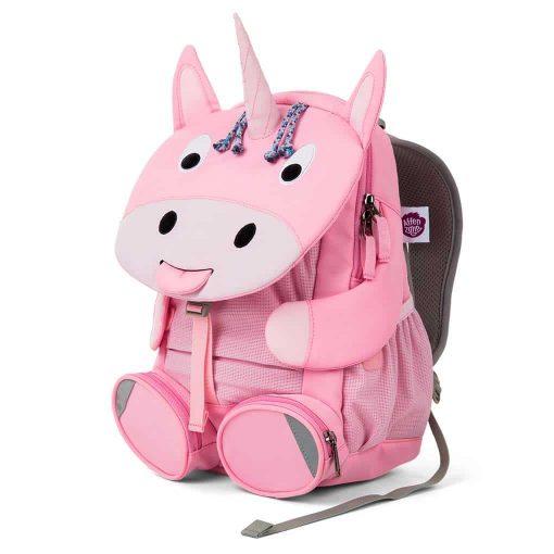 Affenzahn rygsæk til børn med gode stropper Ursula enhjørning