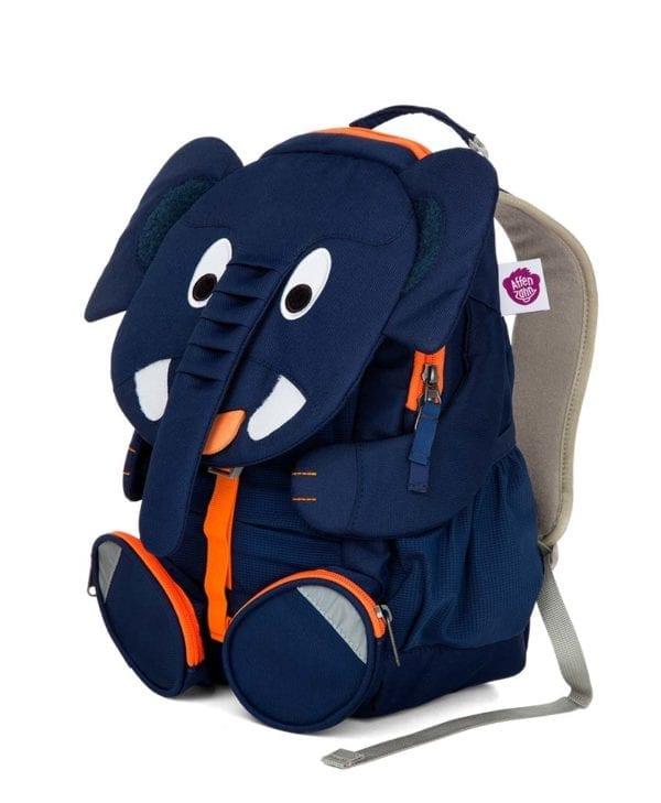 Affenzahn turtaske god til børn med elias elefant